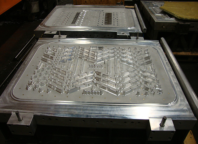 Trench Cover Blow Mould
